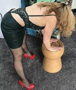 matorka željna analnog seksa
